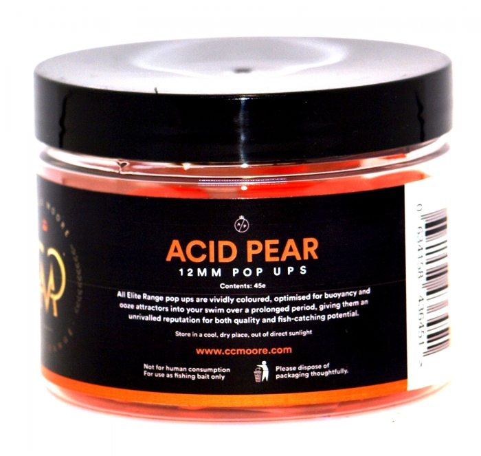 CC Moore Acid Pear Pop Ups