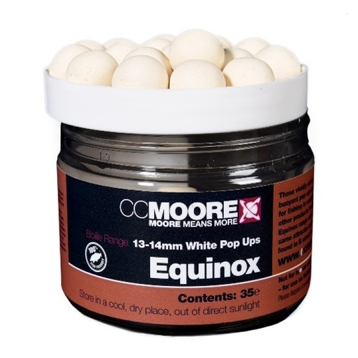 CCMoore - EQUINOX WHITE POPUP